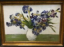 Jamie Lisa - Floral - Large Still Life with Flowers - High Quality! 24 x 36