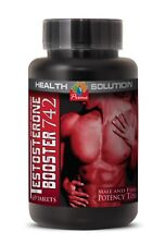 testosterone booster tab - TESTOBOOSTER 742MG 1B - horny goat weed drops for me