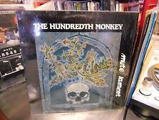 Hundredth Monkey Mute Lament vinyl LP 1986 Veracious Records VG+ IN Shrink