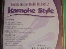 Soulful Gospel Radio ~ volume #2 ~ Christian ~ Daywind ~ Karaoke Style ~ CD+G