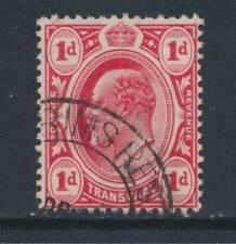TRANSVAAL, postmark PILGRIM'S REST