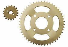 Honda CLR125 City Fly sprocket set  (98-03) 17t front, 50t dished rear 428 pitch