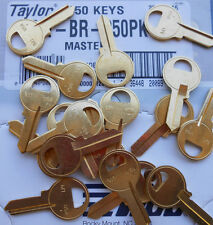 50  MASTER PADLOCK    M-1  Key Blanks  Made by ILCO  in the USA