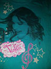 T-Shirt Mädchen, blau, Gr. 140, Violetta