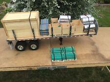Tamiya 1/14 truck Flatbed Trailer