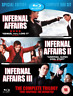Infernal Affairs Trilogy [Blu-Ray] (Hmv Exclusive) (UK IMPORT) Blu-Ray NEW