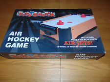 Air Hockey Game With real Fan Powered Air Jets / Toys By Sentik 16006h