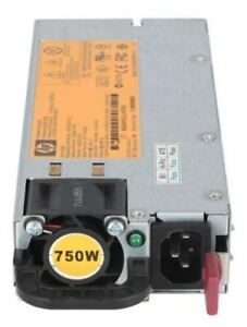 HP ProLiant 750W PSU Power Supply 506821-001 511778-001 506822-101 HSTNS PL18