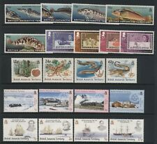 British Antarctic Territory Collection Commemorative Stamps Unmounted Mint