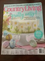Country Living Magazine April 2020 Issue Easter Spring Vol 43 No 3