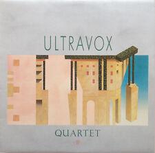 ultravox quartet original vinyl album cdl 1394