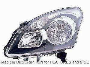 LHD Headlight Renault Koleos 2008-2011 Right Side 26025-JY40A