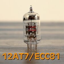 Pair 12AT7/ECC81 Replacement Vacuum Tube Valve Pre-Amplifier DAC DIY 2pcs