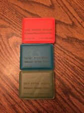 3 Israel silver coins