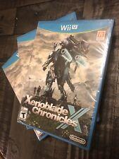 Xenoblade Chronicles X (Nintendo Wii U, 2015) Brand New Sealed