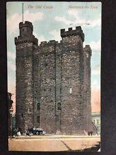 RP Vintage Postcard - Northumberland #B1  The Old Castle, Newcastle On Tyne 1925