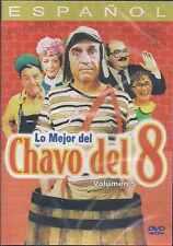 DVD  - Lo Mejor Del Chavo Del 8 ( Volumen 5 ) NEW El Chavo FAST SHIPPING !