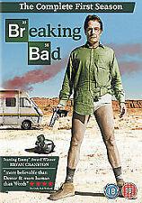 BREAKING BAD COMPLETE SERIES 1 DVD 1st First Season UK Release