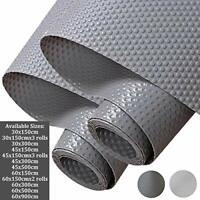 Drawer Liners, Hersvin 60cmx150cmx2 Rolls Kitchen Shelf Draw Liner EVA Non-Slip