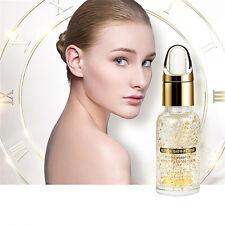24K Gold Pure Foil Essence Oil Face Lift Moisturizing Whitening Anti-Aging Serum