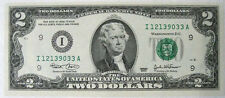 2003 $2 FRN BEP Note I-A IA fw Minneapolis Crisp CU S# 12139033 - Scarce