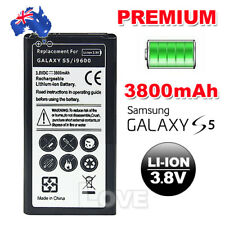 Li-ion Replacement Battery for Samsung Galaxy S5 G900 3800 mAh