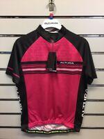 Altura Peloton Team Ladies Jersey Pink Large S14