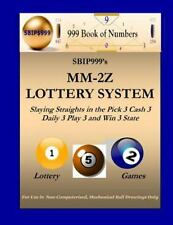 SBIP999's MM-2Z Lottery System : Slaying Straights in the Pick 3 Cash 3 Daily...
