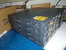 Cisco WS-C3550-24PWR-SMI 24 ports networking switch. 2 year Warranty Real