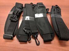 Universal Black Nylon Padded Shoulder Strap