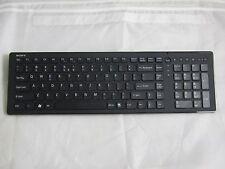 Sony Wireless Tastatur VGP-WKB11 Keyboard 148926511 (USA) Neu