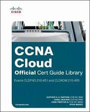 CCNA CLOUD OFFICIAL CERT GUIDE LIBRARY NEW BOOK