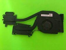DELL Latitude E6540 Precison M2800 CPU Cooling Fan AMD & Heatsink - 72XRJ 072XRJ