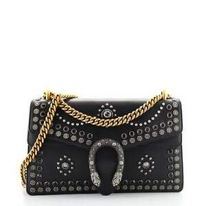 Gucci Dionysus Bag Studded Leather Small
