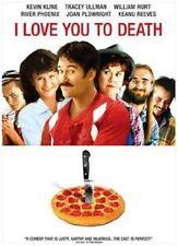 I Love You to Death (Keanu Reeves River Phoenix) New DVD Region 4