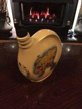 Fabulous 1937 Crown Ducal Emu Wines Commemorative Bottle