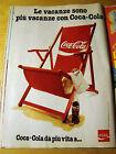 PUBBLICITA' ADVERTISING 1981 COCA-COLA (BM33)