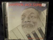 Champion Jack Dupree - All Night Long