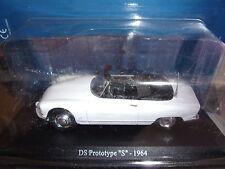 CITROEN DS PROTOTIPO S 1964 UNIVERSAL HOBBY nuovo in scatola 1:43