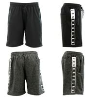 Men's Gym Sports Jogging Casual Basketball Shorts Zipped Pockets Los Angeles B