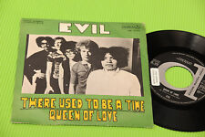 "EVIL 7"" QUEEN OF LOVE ORIG ITALY 1971 EX+ PROMO EDITIN DEBUT AND UNIQUE RECORD !"