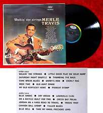 LP Merle Travis: Walkin´ The Strings (Capitol T 1391) F 1984 (Re)