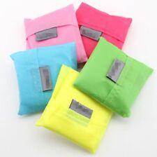 Fashion 5PCS Shopping Shoulder Bag Pouch Tote Handbag Folding Reusable Bag