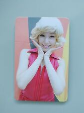 KPOP OFFICIAL Tiffany ver. SNSD Hoot Album PHOTO CARD