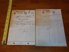 LINCOLN MERCURY MARTIN FRANCIS INC FREMONT OHIO LOT OF 2 VEHICLE CAR