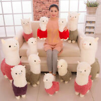 28CM Cute Kawaii Alpaca Plush Doll Stuffed Animal Toy Funny Kids Girls Gifts