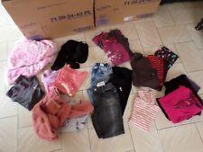 Lot vêtements hiver fille 8 ans