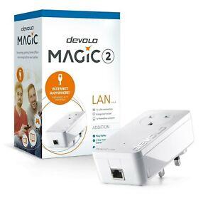 Devolo Magic 2 LAN 2400 Add on Adapter, Powerline
