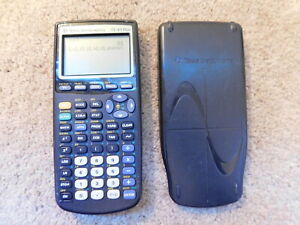 Texas Instruments TI-83 Plus Graphing Calculator - Works as it should