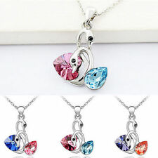 Markenlose Modeschmuck-Halsketten & -Anhänger aus Acrylglas und Aluminium